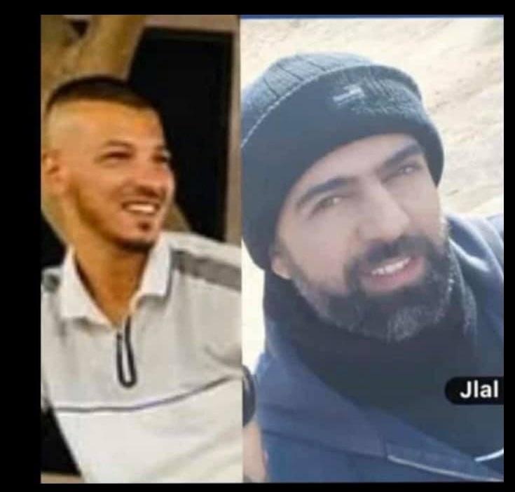 قتل مزدوج في تل السبع : قتل الشابين جلال شحدة أبو طه، ومحمد هشام أبو طه بالرصاص