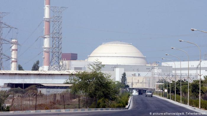 إيران تفتح تحقيقاً بشأن حادثة المفاعل النووي
