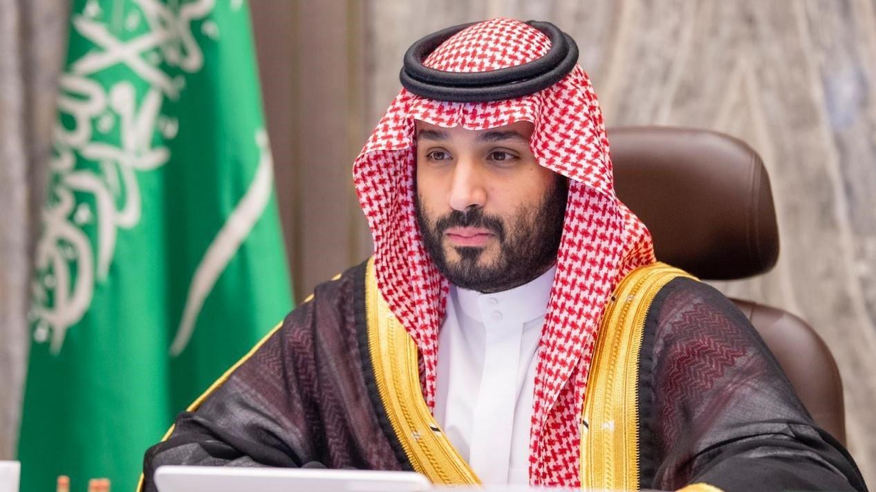 ولي العهد السعودي يؤكد: نعمل على اقامة علاقات جيدة مع ايران