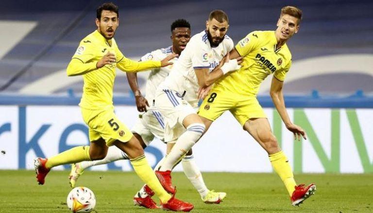 ترتيب هدافي الدوري الإسباني بعد الجولة السابعة.. كريم بنزيما يتصدر